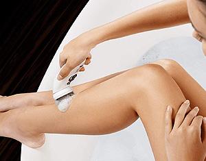Braun SkinSpa pour les jambes